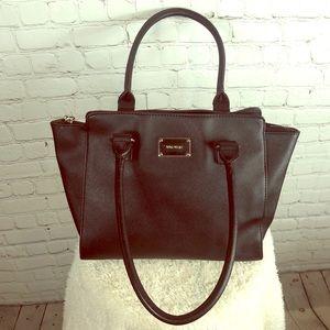 ✨Nine West Faux Leather Handbag EUC